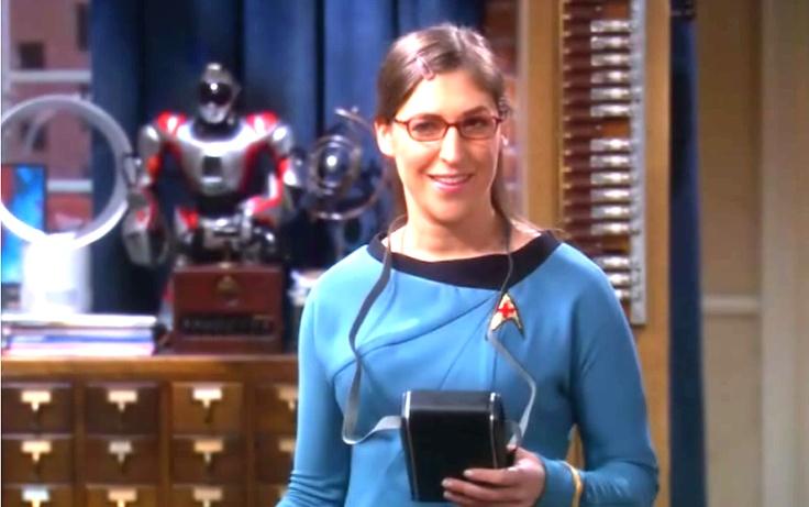 """The Big Bang Theory"" - Amy Farrah Fowler, playing Doctor ..."