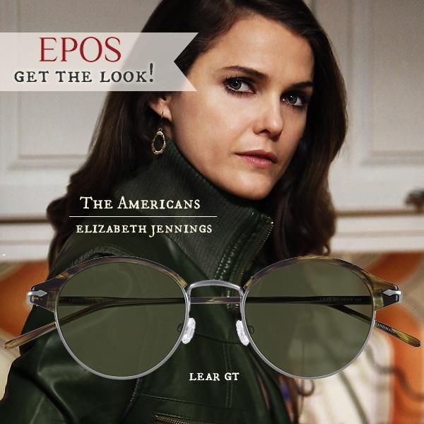 When vintage passion meets Tv series: Our Lear would be perfect on 'The Americans' set, don't you think? You can use it to recreate Elizabeth Jenning's look!