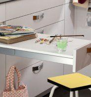 the 25+ best table escamotable cuisine ideas on pinterest   table