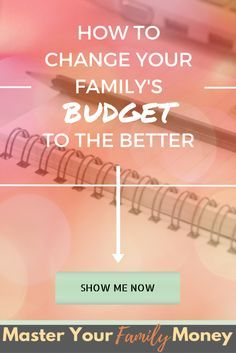 This article explains how changing budgeting system can help your budget work better and make you save more money. Read it now! Or, pin it for later. :)