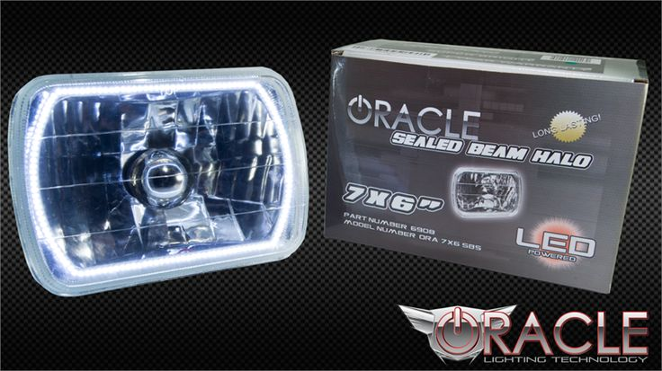 Mazda Bseries sized! http://dragonbydesign.bigcartel.com/product/7x6-sealed-beam-headlight