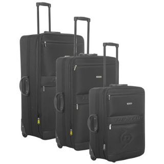 Dunlop Wheeled Suitcases Three Piece Set £36.00 #suitcasesets #luggaesets http://www.mrluggage.com/dunlop-wheeled-suitcases-3-piece-set-709145