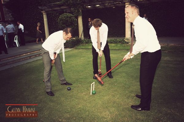 Chateau Tanunda Croquet. Credit: Glen Hawke Photography
