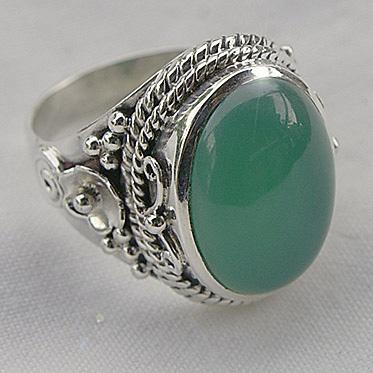 """Bimala"" Ring from Cahoia"