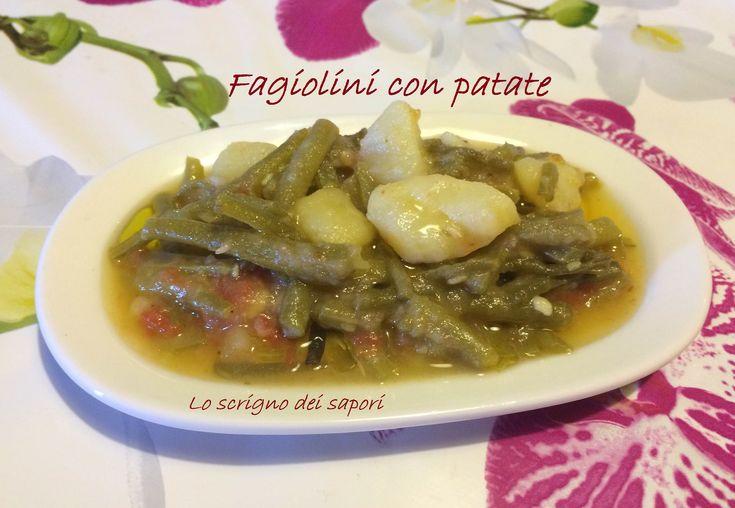 Un piatto tipico del Foggiano.. semplice da realizzare dal sapore particolare. Può essere considerato sia un primo dato che contiene le patate ma anche un