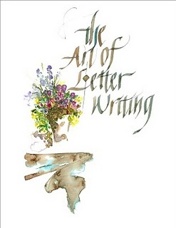 Best Art Of Letter Writing Images On   Fountain Pens