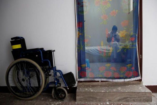 """""""Cancer Hotels,"""" buildings which offer cheap accommodation for patients unable to afford a regular hospital room, are popping up all over China. The buildings are springing up near hospitals to provide room for some of"""