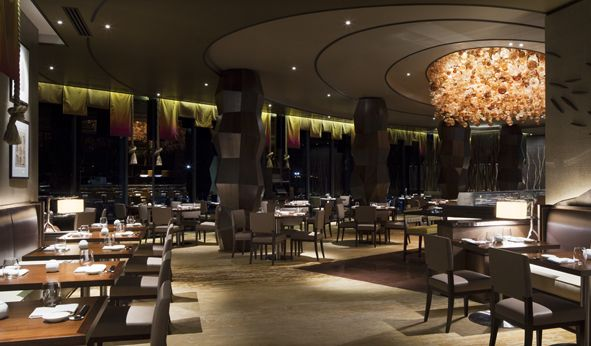 Nobu - Japanese Restaurant at Crown Perth.