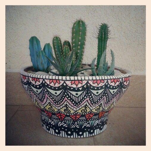 clay pot design