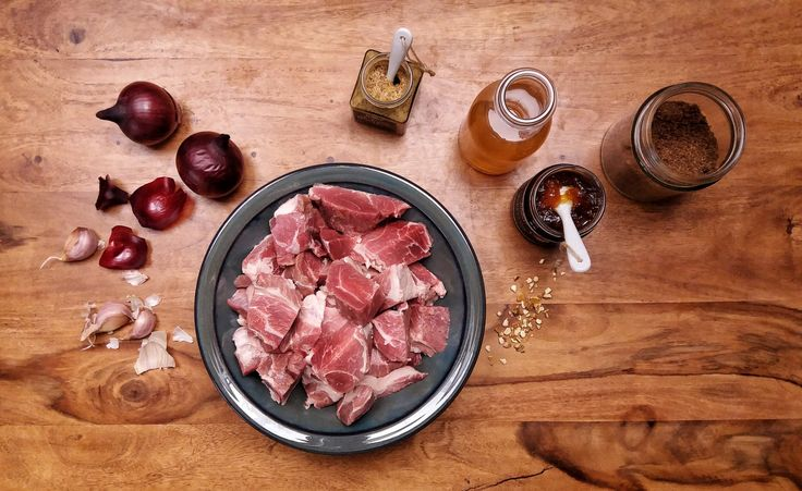 Pulled pork na jablečném moštu