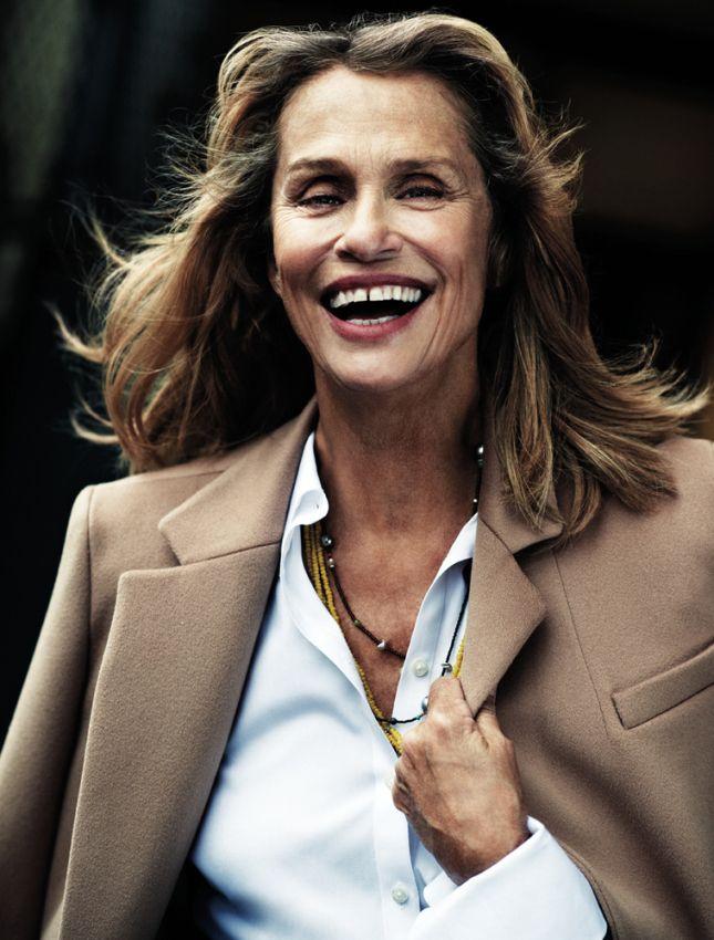 edie new york, classic style Lauren Hutton