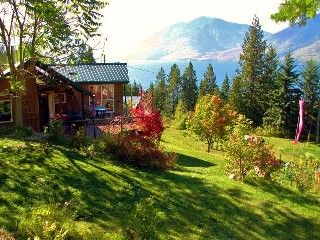 Pristine+Kootenay+Lake+Lifestyle+-+Cozy+Living+in+Nature+++Vacation Rental in British Columbia Mountains from @homeaway! #vacation #rental #travel #homeaway