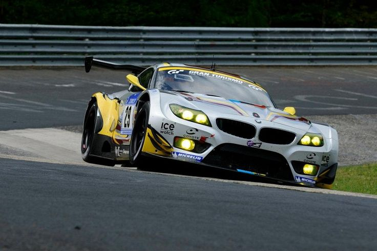 24 Hours of Nurburgring Race Photos...BMW