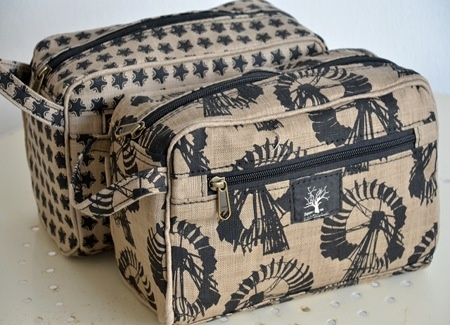 Mens toiletry bag - Peppertree