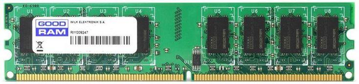 GOODRAM DDR2 SDRAM 1GB 800MHz