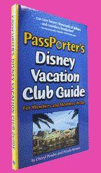 PassPorters Disney Vacation Club Guide - Book Information