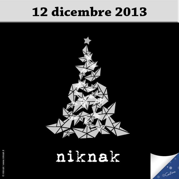 Christmas illustration by niknak | Christmas tree