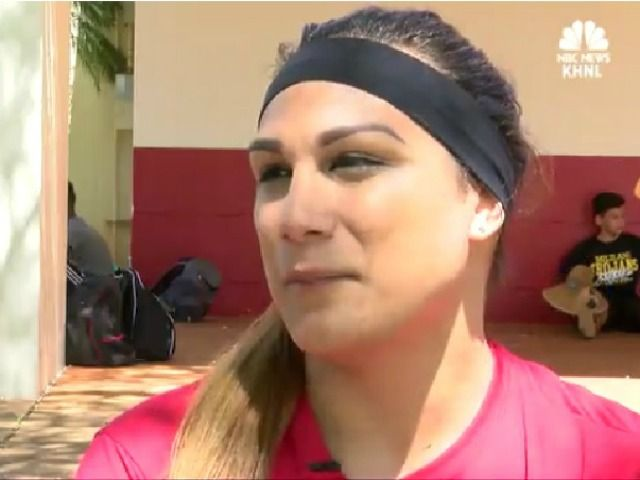 Recently we reported the story on the Biologically born man who identifies himself as a woman who recently competed in a women's weightlifting competition