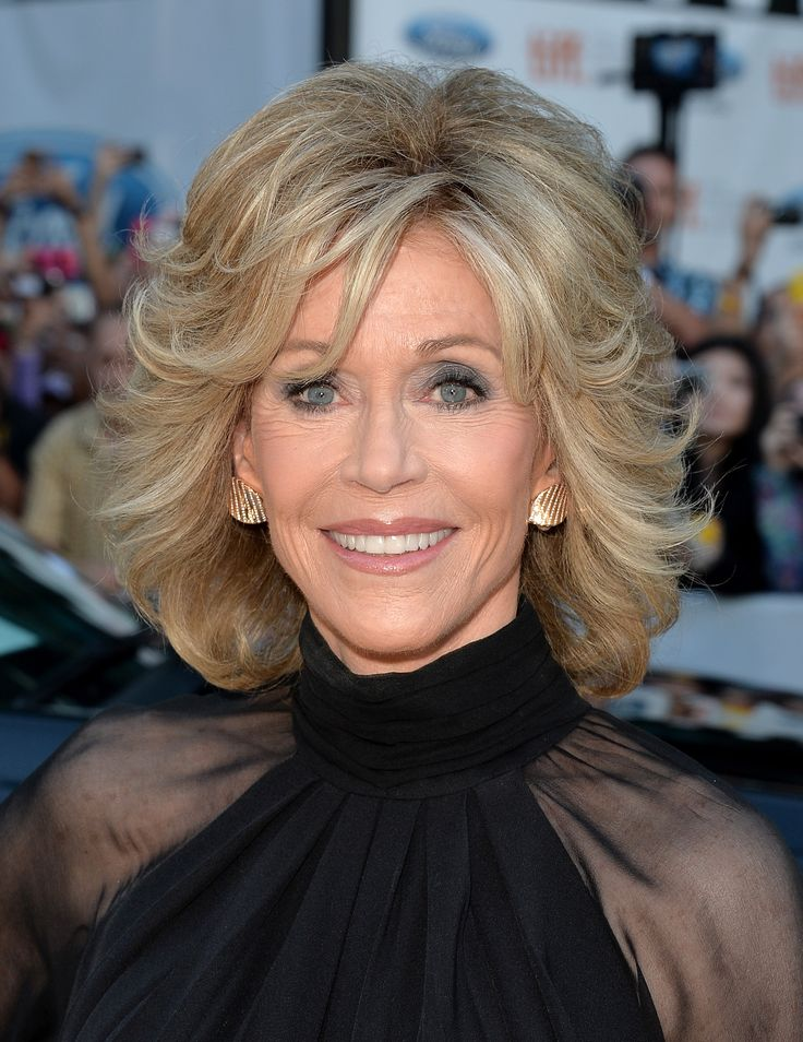 The outstanding Jane Fonda at the #TIFF14 premiere of This Is Where I Leave You. (Photo: Getty Images)