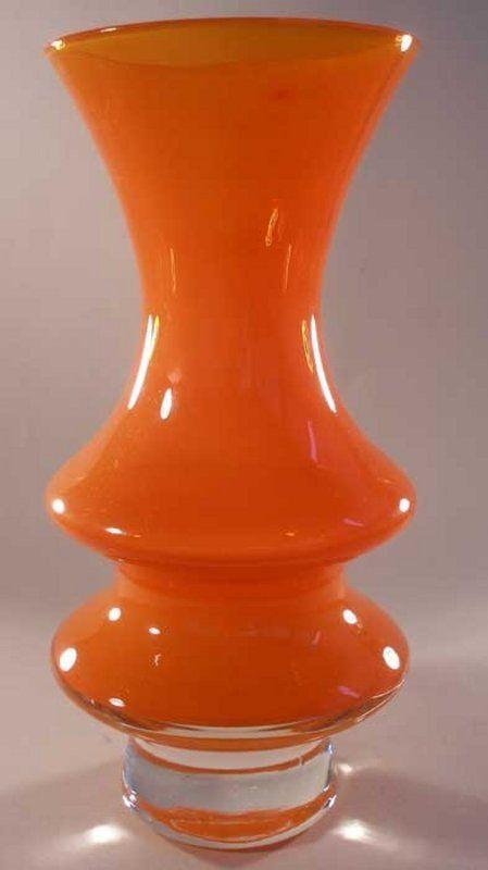 Cased  Vase and Bowl, Bo Borgstrom, Aseda, Sweden