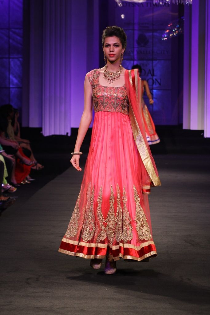 Pretty anarkali  Aamby Valley Bridal Fashion Week 2012 ~ JYOTSNA TIWARI - Fashion Blog - For All Things Beautiful - The Purple Window