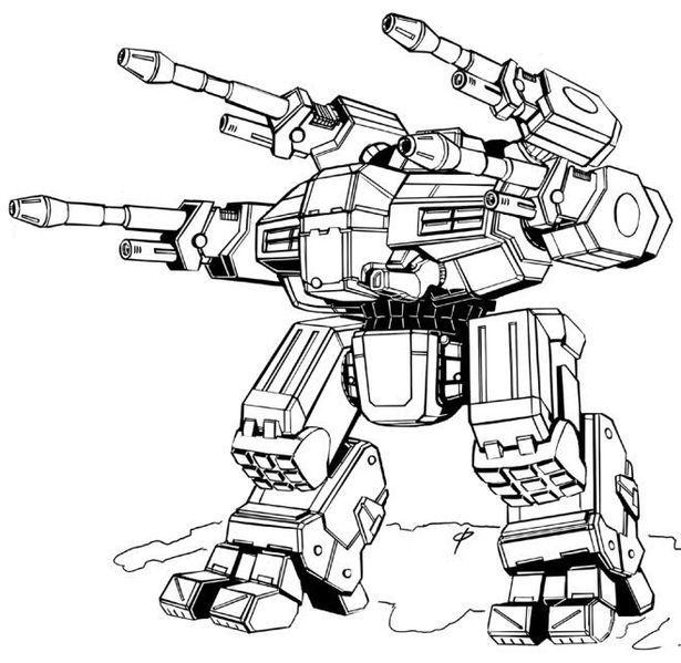 filemalice  ausmalbilder ausmalen roboter