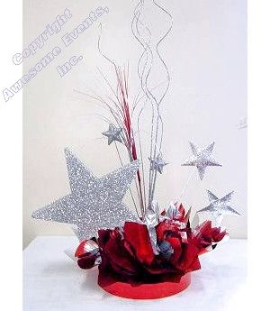 Glamour Star Centerpiece                                                                                                                                                                                 More