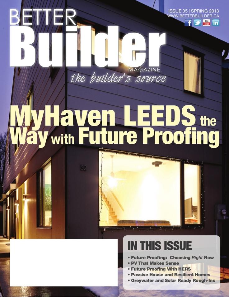 better-builder-issue-5 by Anna-Marie McDonald via Slideshare