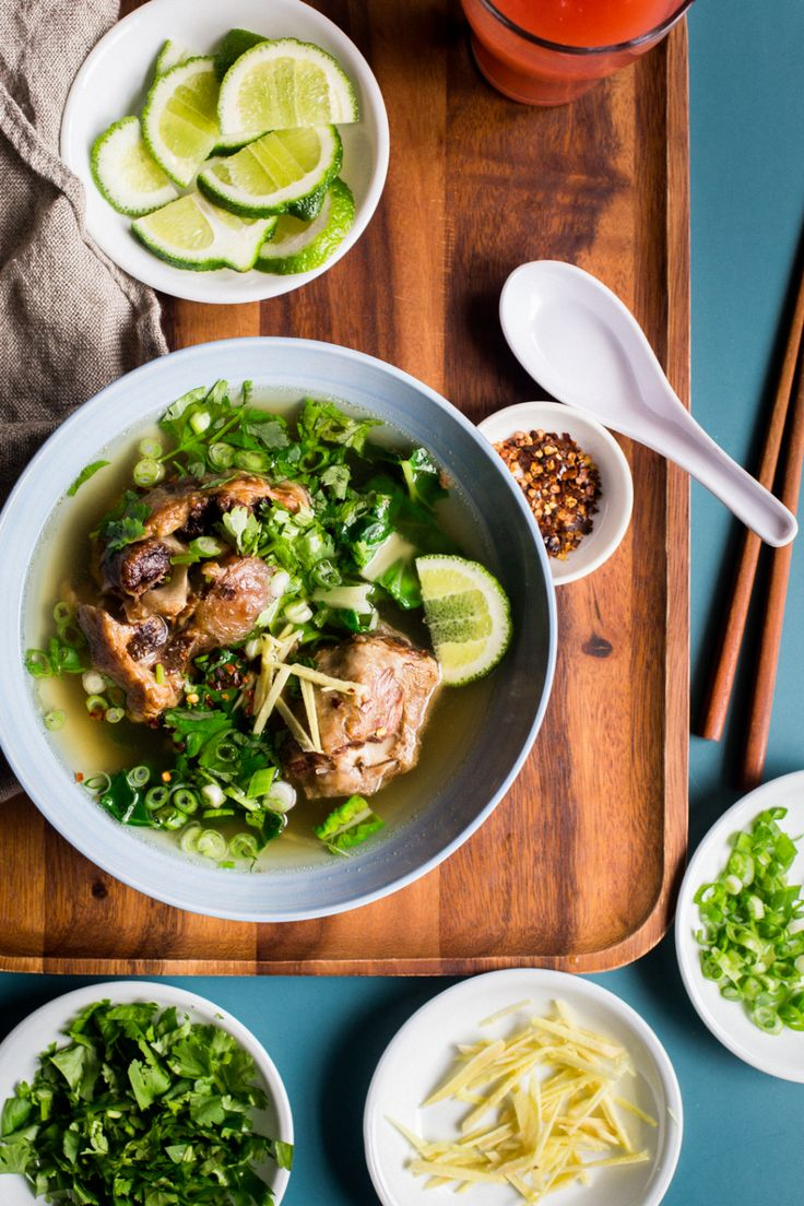 Hawaii Oxtail Soup | The Domestic Man