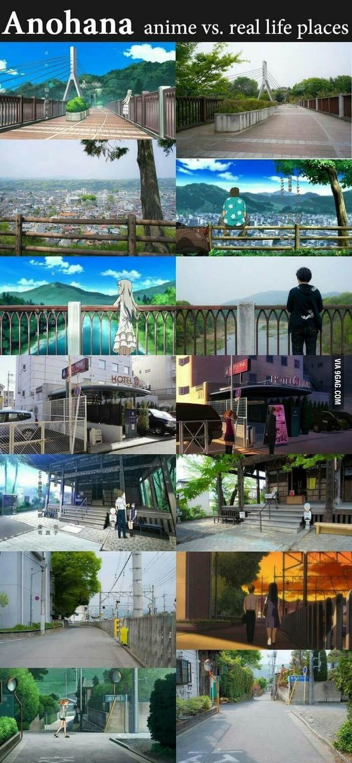 Anime Vs Real World Which One Do You Prefer In 2020 Anime