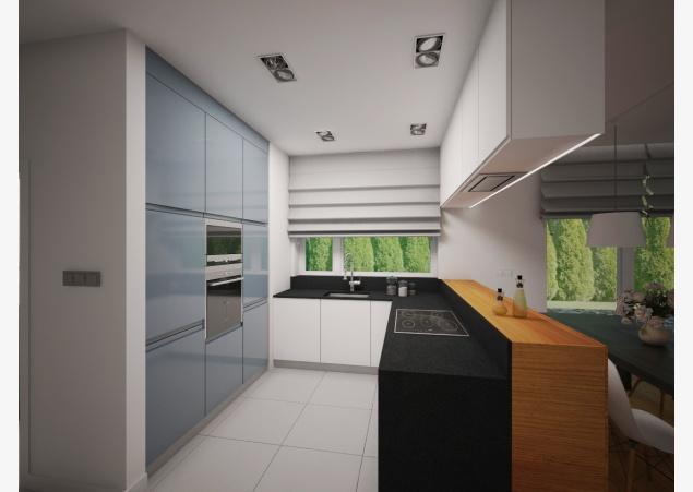 Apartament w Suchym Lesie | Projektowanie wnętrz, architekt wnętrz Poznań