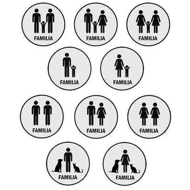 """Galeraaaaa façam um post agora com as hashtags #emdefesadetodasasfamilias #nossafamiliaexiste . Vote contra o estatuto que limita a família à formação """"homem  mulher  filhos"""". Família é onde há amor!!!! Compartilhem!!!  by alice_portugal"""