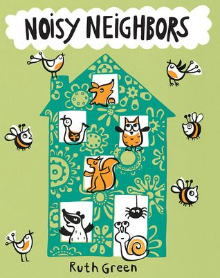 """Noisy Neighbors"", Ruth Green 2011"