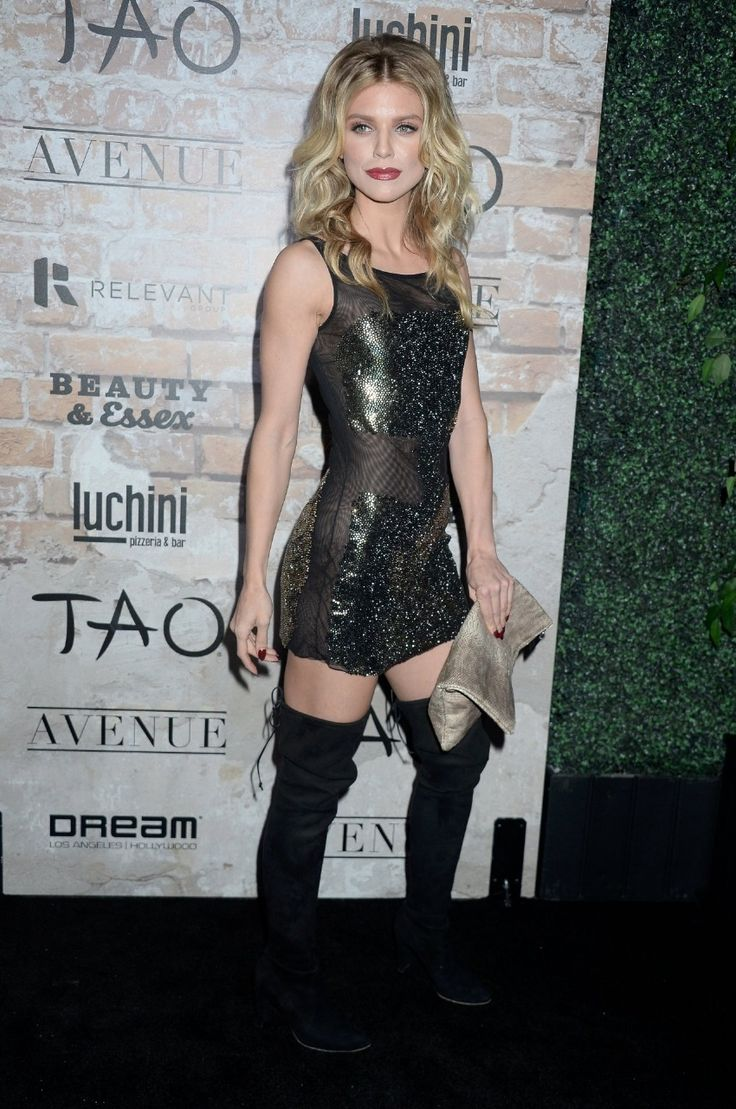 FunFunky.com Annalynne Mccord – Tao Group La Grand Opening Block Party : Global Celebrtities (F) - Page 2