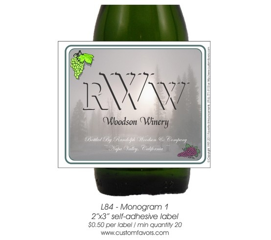 34 best personalized bottle labels for party favors images on