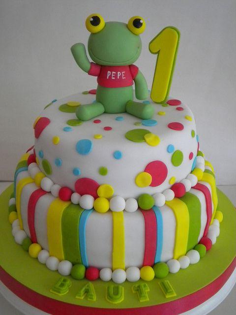 Torta Sapo Pepe   Flickr: Intercambio de fotos