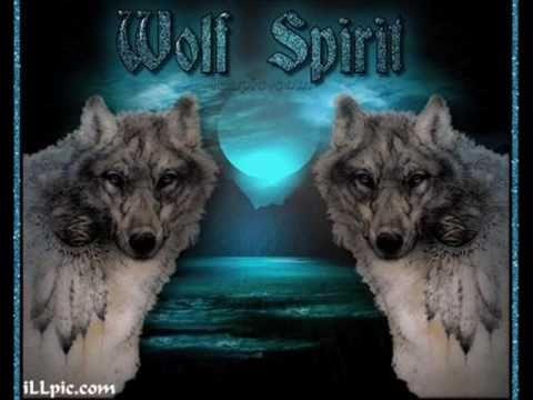 Şaman Kurt Türk Ruhu - Shaman Wolf Turk Spirit - шаманы Волк Тюркские Ду...