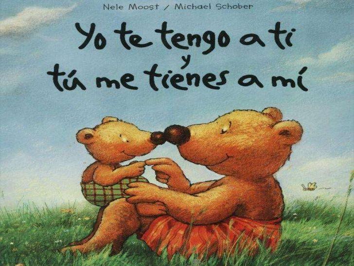Yo te tengo a tí y tú me tienes a mí, de Nele Moost y de Michale Schober, de la Editorial SM Intantil. Una tierna historia que nos enseña la relación y el amor entre un padre y un hijo. Reseña de Mi Cucolinet: http://www.micucolinet.blogspot.com.es/2013/05/leemos-yo-te-tengo-ti-y-tu-me-tienes-mi.html