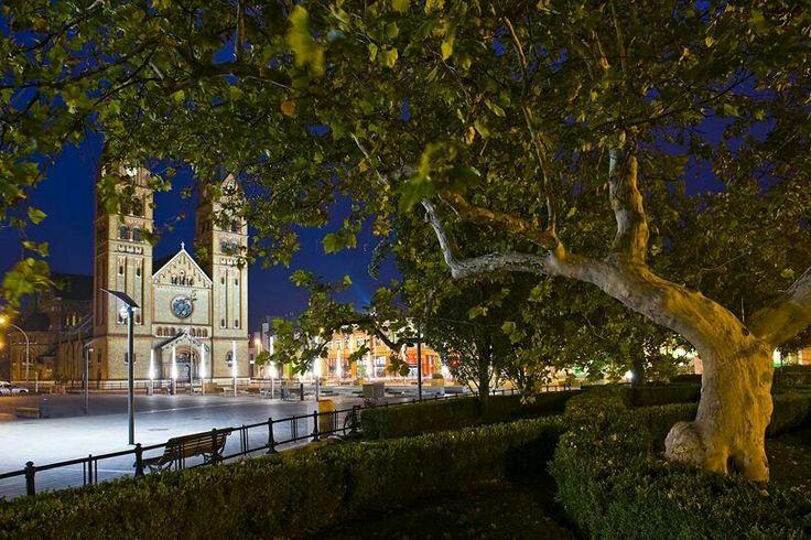 Rómsi katolikus templom Nyíregyháza
