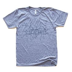 London T-Shirt Gray, $26, now featured on Fab.