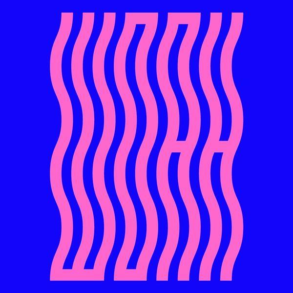 "vsuc: ""Wave Typography de brianbiles Experimental typography """