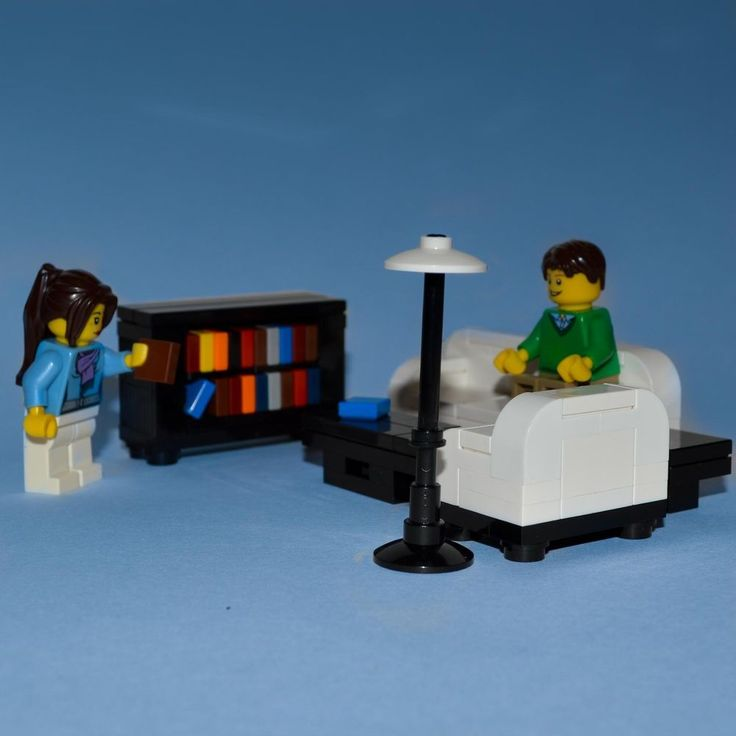 Details About Lego Furniture Large Seating Collection