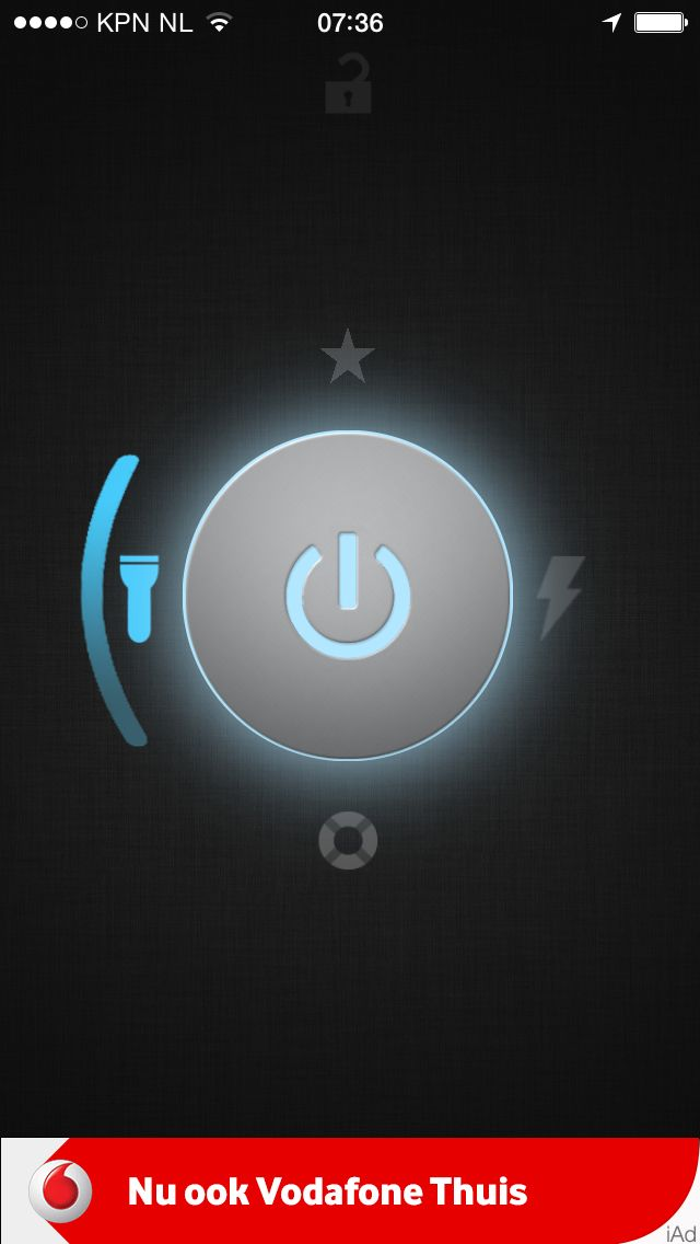 #synchroonkijken dag 1 Flashlight
