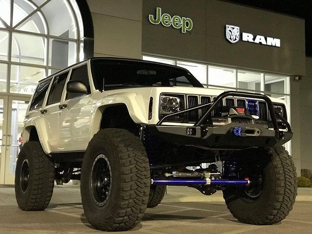 Love This Jeep Dnelson11 Punching Out Jeep Cherokee