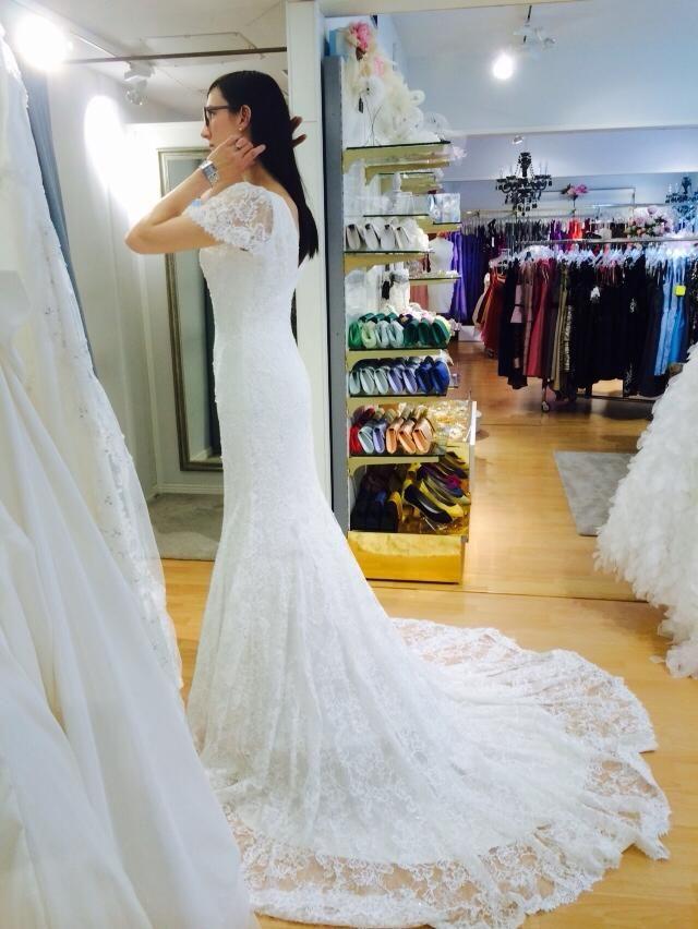 Viola #Sisidman #weddingdress collection 2015