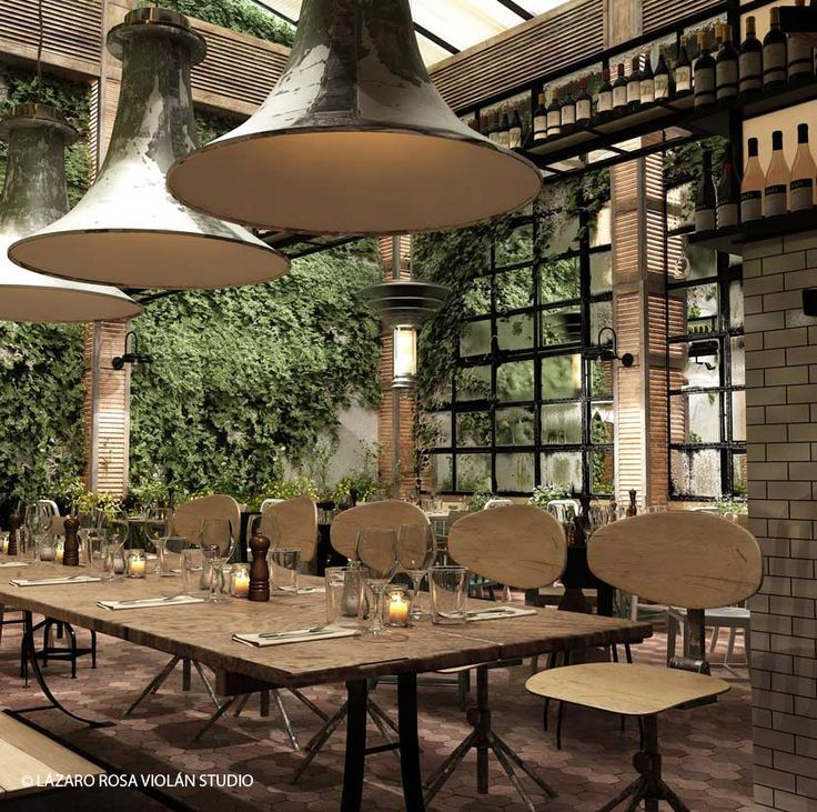 Green Cafe Design: 510 Best Images About Commercial Interior Design