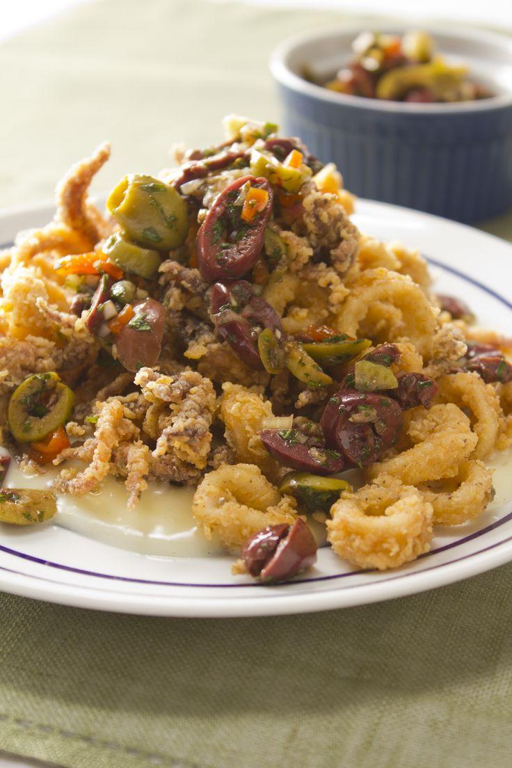 152 Best Seafood Calamari Images On Pinterest Squid
