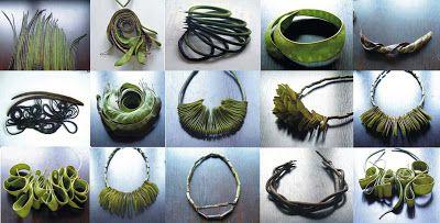 UniCat_Deko: Еко бижутата на Цеца Георгиева! - Organic Jewelry [ 金银珠宝 ]