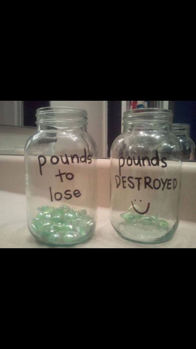 #weight loss#motivation Might need a bucket rather than a jar!! :/