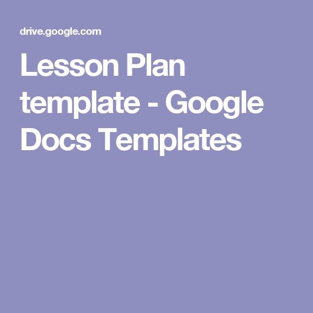 The 25+ best Google doc templates ideas on Pinterest Google - invoice template google docs resume